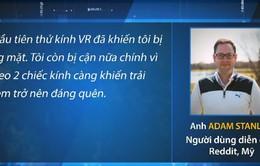 Rào cản khi ứng dụng công nghệ thực tế ảo vào đời sống