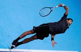 Novak Djokovic tiết lộ bí quyết giao bóng khủng sau khi trở lại