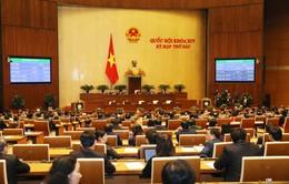 Quốc hội thông qua Nghị quyết kỳ họp thứ 6, Quốc hội khóa XIV