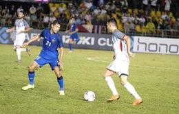 Kết quả, BXH bảng B AFF Suzuki Cup 2018 ngày 21/11: Philippines cầm hoà Thái Lan, Indonesia bị loại