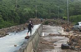 Khánh Hòa: Tiếp tục tìm kiếm nạn nhân mất tích sau vụ sạt lở
