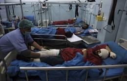 Đánh bom tự sát tại Afghanistan, ít nhất 50 người thiệt mạng
