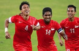 Kết quả AFF Cup 2018, ĐT Singapore 6-1 ĐT Timor Leste: Màn thị uy của đội chủ nhà