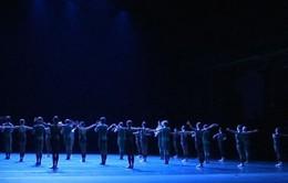 """Những hình ảnh đẹp của vở ballet """"Căn phòng giả tưởng"""""""