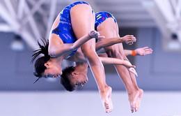 Đại hội Thể thao toàn quốc 2018: Hải Phòng có HCV đầu tiên môn Nhảy cầu