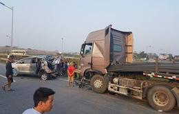 Vụ xe container đâm Innova đi lùi trên cao tốc: TAND Cấp cao kháng nghị hủy 2 bản án