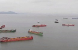 Ngư dân Long Sơn kêu cứu vì tàu cát trái phép