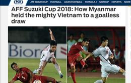 Báo chí châu Á nói gì về bàn thắng không được công nhận của Văn Toàn?