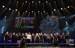 """2019, Monsoon Music Festival sẽ """"thổi"""" lại tại Hoàng thành"""
