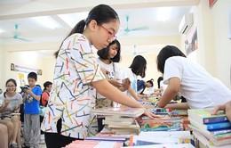 Ngày hội triển lãm và trao đổi sách Mọt 2018: Mẩu chuyện cũ