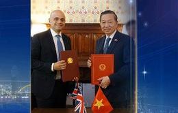 Việt Nam - Anh tăng cường hợp tác phòng, chống tội phạm