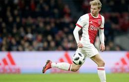 Qua mặt Barca và Real, Man City sắp có sao trẻ sáng giá người Hà Lan