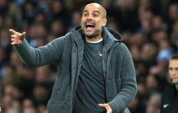 """Gặp đối thủ """"nhẹ ký"""" ở Champions League, HLV Guardiola vẫn lo cho Man City"""
