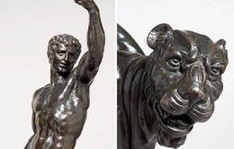 Phát hiện tác phẩm bằng đồng còn lại của nhà điêu khắc Michelangelo