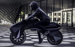 Ra mắt xe máy điện in 3D đầu tiên trên thế giới