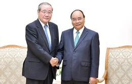 Thủ tướng tiếp Chủ tịch Tập đoàn Sumitomo Mitsui