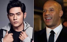 """Châu Kiệt Luân tiếp tục góp mặt trong """"xXx"""" 4 của Vin Diesel"""