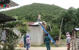 Bão số 9 diễn biến phức tạp, Khánh Hòa khẩn trương di dời dân