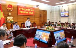 Các tỉnh Nam Trung bộ đối phó bão số 9