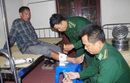 Thanh Hóa cứu nạn thành công 5 thuyền viên