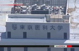 Đại học Y khoa Tokyo bị tước bỏ chứng chỉ kiểm định chất lượng