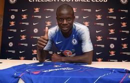 N'Golo Kante gia hạn hợp đồng với Chelsea tới 6/2023