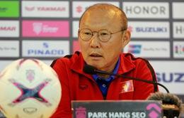 """HLV Park Hang-seo nói gì khi bị chê """"đáng xấu hổ và thiếu chuyên nghiệp"""""""
