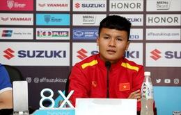 AFF Cup 2018: Quang Hải nhận định trận đấu gặp ĐT Campuchia sẽ khó khăn