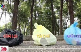 TP.HCM: Người dân sẽ bị từ chối thu gom rác nếu không phân loại
