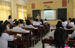 Vĩnh Phúc đưa giáo viên nước ngoài vào dạy ngoại ngữ trong trường học