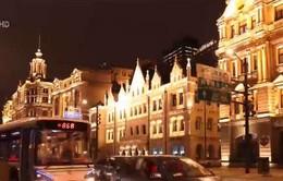 Thượng Hải thực hiện quy hoạch để xây dựng đô thị thông minh