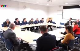 Việt Nam - Anh hợp tác chặt chẽ trong công tác đấu tranh phòng, chống tội phạm