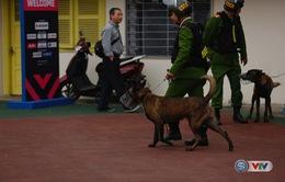 AFF Cup 2018, ĐT Việt Nam – ĐT Campuchia: Lực lượng an ninh được thắt chặt  trước trận đấu