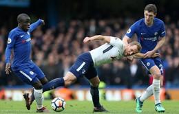 Lịch trực tiếp bóng đá Ngoại hạng Anh vòng 13: Đại chiến Tottenham - Chelsea