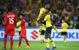 AFF Cup 2018, ĐT Malaysia 3-0 ĐT Myanmar: Chiến thắng xứng đáng cho đội chủ nhà