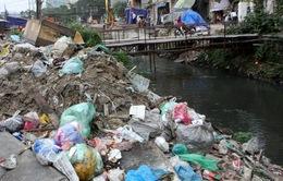Phức tạp hành vi đổ trộm rác thải