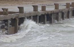 Phú Yên:  Mưa lớn gây ngập cục bộ nhiều địa phương