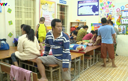 400 hộ gia đình, 1200 nhân khẩu xã Phước Đồng (TP Nha Trang) đã được di dời khỏi vùng sạt lở