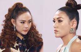 """The Face Vietnam 2018 - Tập 8: Võ Hoàng Yến """"nhái"""" ý tưởng của Minh Hằng?"""
