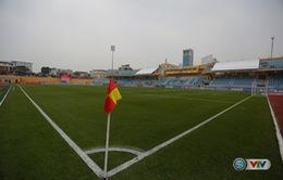 ẢNH: Sân Hàng Đẫy sẵn sàng cho trận ĐT Việt Nam – ĐT Campuchia