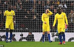 VIDEO Tottenham 3-1 Chelsea: The Blues nhận thất bại đầu tiên