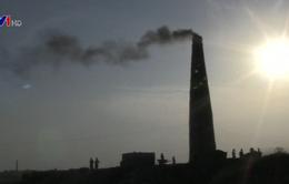 Phun hóa chất che Mặt trời để ngăn nóng lên toàn cầu