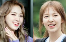 Dù trang điểm hay không, các thành viên Red Velvet vẫn vô cùng xinh đẹp