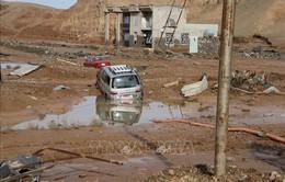 Iraq: 21 người thiệt mạng do mưa lũ