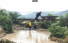 Khẩn trương khắc phục đường sắt Bắc - Nam do sạt lở