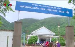 Nha Trang: Ổn định cuộc sống cho người dân vùng sạt lở