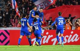 AFF Cup 2018: ĐT Thái Lan 3-0 ĐT Singapore: Ngôi đầu bảng B cho đội chủ nhà