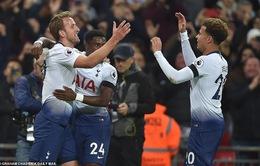 Kết quả bóng đá sáng 25/11: Tottenham thắng tưng bừng Chelsea, Real thất bại muối mặt