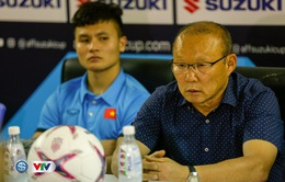 """HLV Park Hang Seo: """"Ngôi đầu bảng với ĐT Việt Nam là hết sức quan trọng"""""""