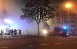 Cháy chung cư ở Thụy Sĩ, 6 người thiệt mạng